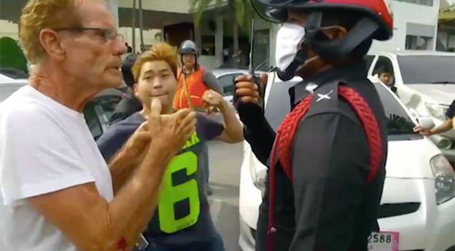 punnch - Người đàn ông người Úc bị đánh dã man tại Thái Lan
