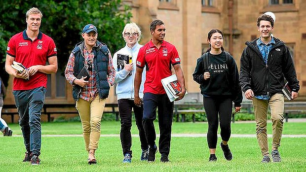 ssss - Sinh viên Úc rèn kỹ năng lãnh đạo như thế nào?(P.2)
