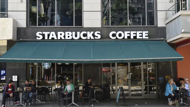 starbuck coffe - Cà Phê Úc Đã Đánh Bại Starbucks Như Thế Nào?