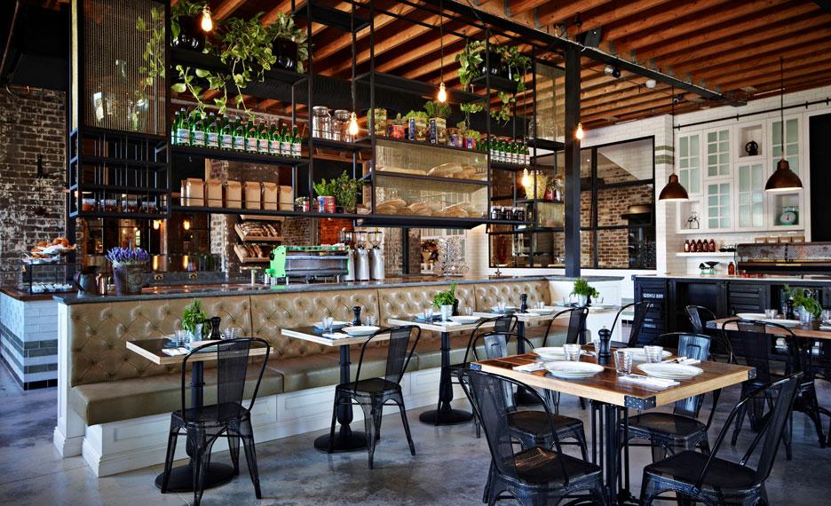 the grounds of alexandria 9 - 10 nhà hàng có không gian tuyệt nhất tại Sydney bạn không thể bỏ lỡ