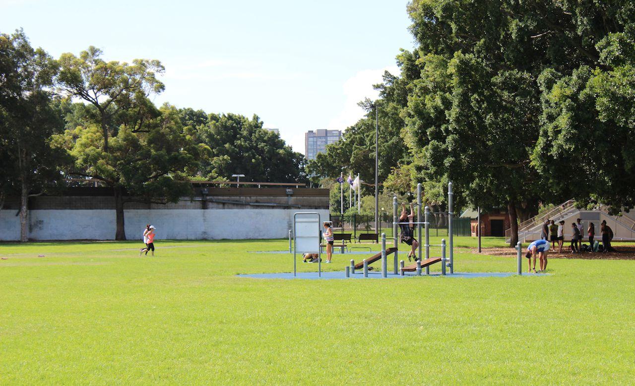 wentworth gym01 - 10 phòng gym hoàn toàn MIỄN PHÍ hot nhất Sydney