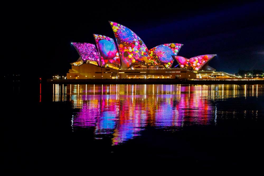10 1 - Vivid Sydney 2018: Lễ hội ánh sáng, âm nhạc và sáng tạo lớn nhất thế giới