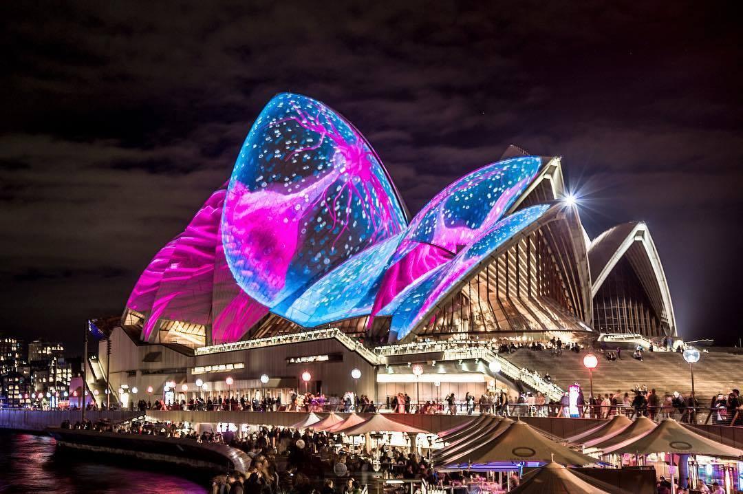 13 1 - Vivid Sydney 2018: Lễ hội ánh sáng, âm nhạc và sáng tạo lớn nhất thế giới