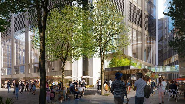 13 2 - Kế hoạch nâng cấp khu vực Circular Quay trở thành dự án cao ốc văn phòng trị giá 1,5 tỉ đô la