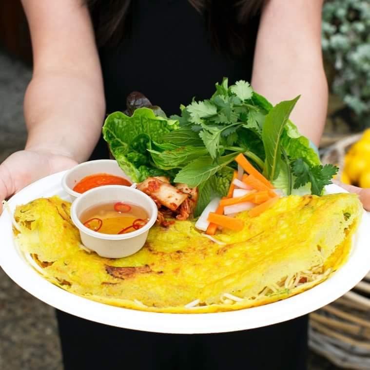 22815529 376181796135980 6679618749666872394 n - Thưởng thức bánh xèo và các món ăn Việt Nam chuẩn đúng điệu tại Sydney