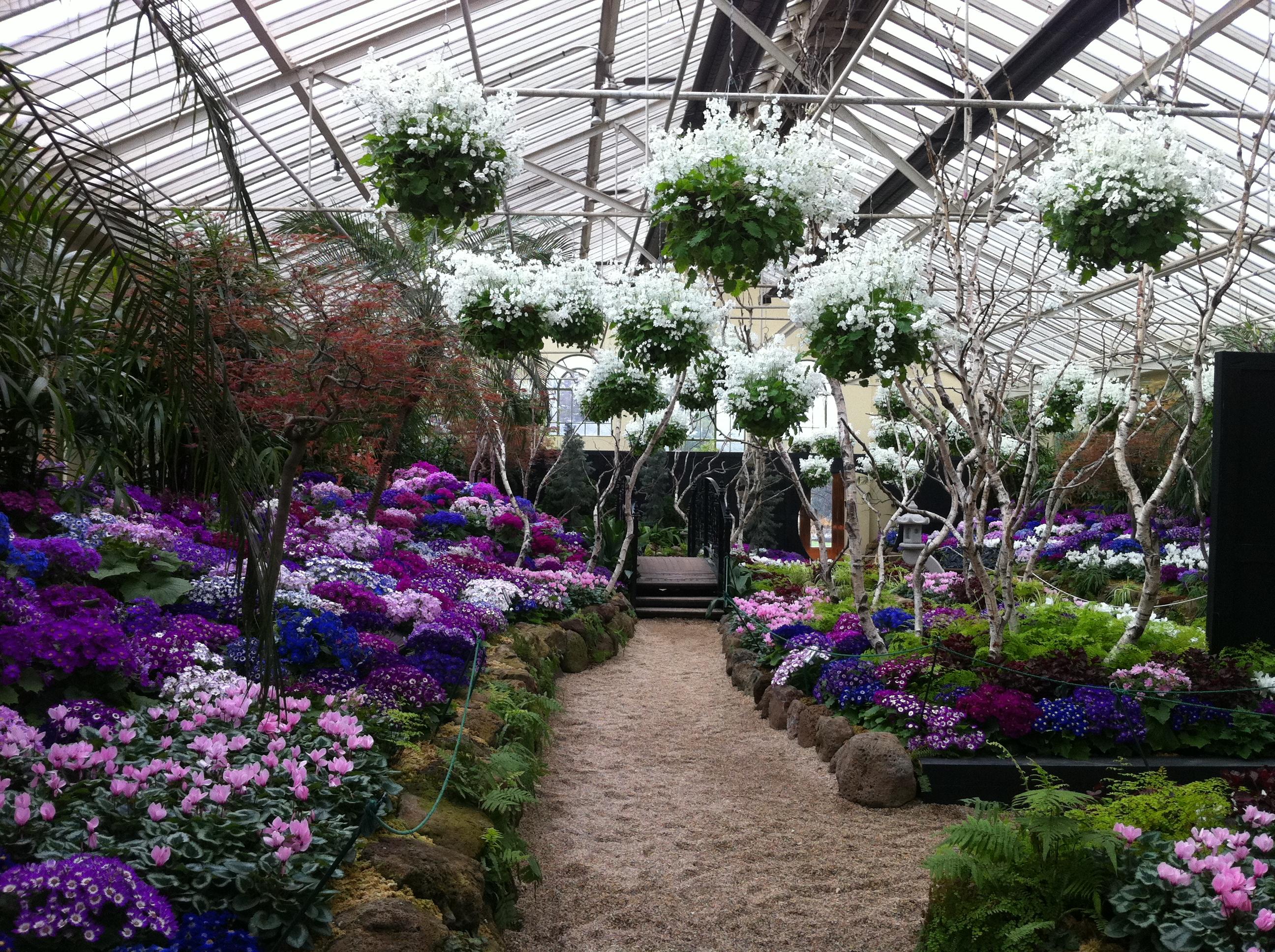 Fitzroy Garden Conservatory