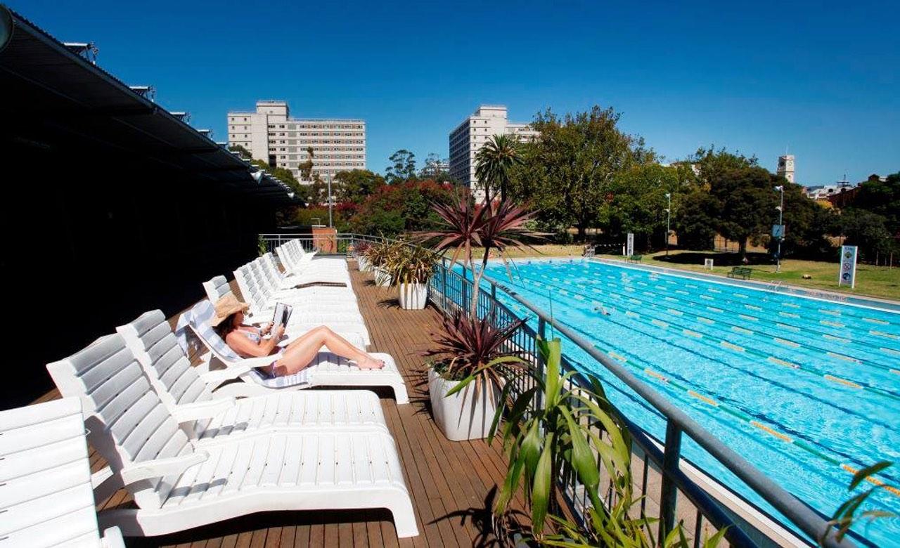 Prahran Pool swimming 1 - 8 bể bơi ngoài trời lý tưởng nhất tại Mebourne vào mùa hè này