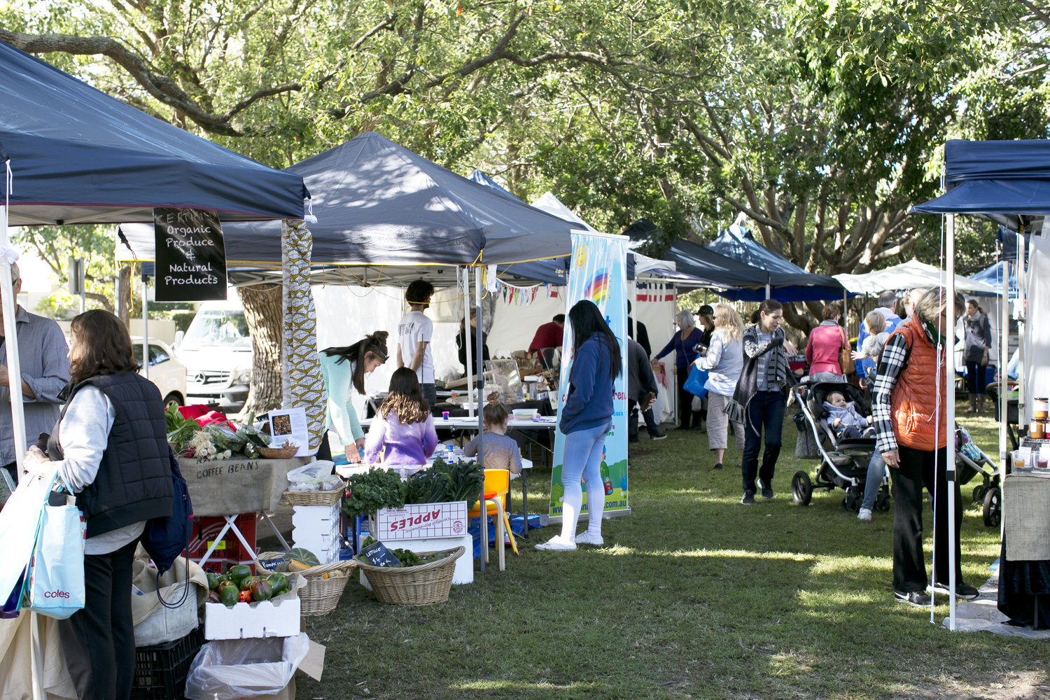 Rose Bay Farmers Market