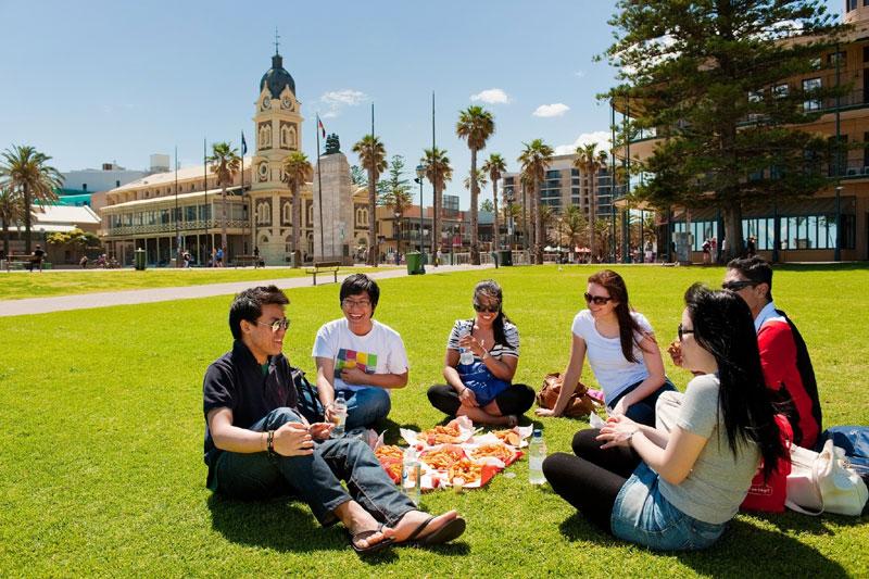 Tâm sự của một bạn du học sinh nước Úc 1 - Úc có số lượng du học sinh nhiều nhất từ trước tới nay Vietnam xếp thứ 5