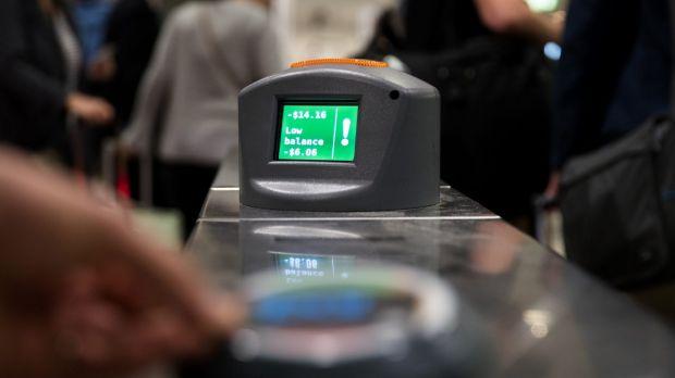 jbkfjr - Sydney: Triển khai mở rộng thanh toán điện tử cho các phương tiện công cộng