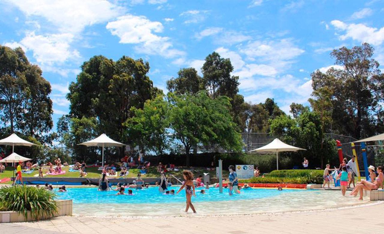north melbourne pool 1 - 8 bể bơi ngoài trời lý tưởng nhất tại Mebourne vào mùa hè này