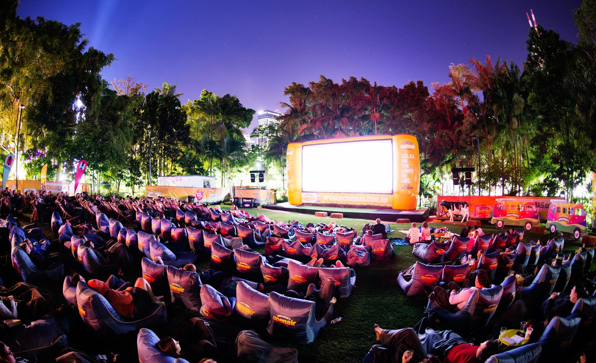 outdoor cinema in sydney