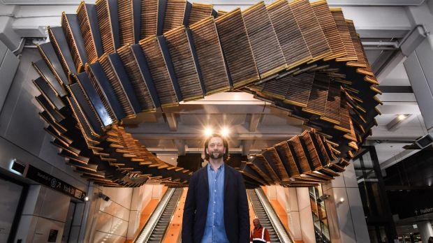 1 3 - Công trình kiến trúc độc đáo mới tôn vinh quá khứ của nhà ga Wynyard, Sydney