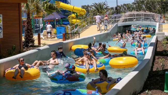 14 2 - Bên trong công viên Gumbuya World 50 triệu đô ở Victoria hứa hẹn như một Disneyland phiên bản Úc