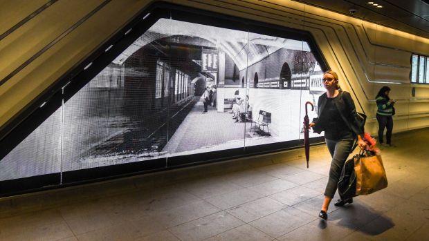 3 3 - Công trình kiến trúc độc đáo mới tôn vinh quá khứ của nhà ga Wynyard, Sydney