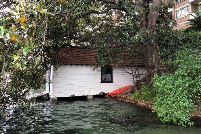 33333 - Thuỷ triều dâng ngập các khu vực xung quanh Sydney Harbour