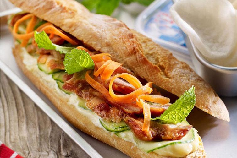 Bánh mì Việt Nam - Bánh mì Vietnam xếp thứ 2 trong top 10 món sandwich ngon nhất thế giới