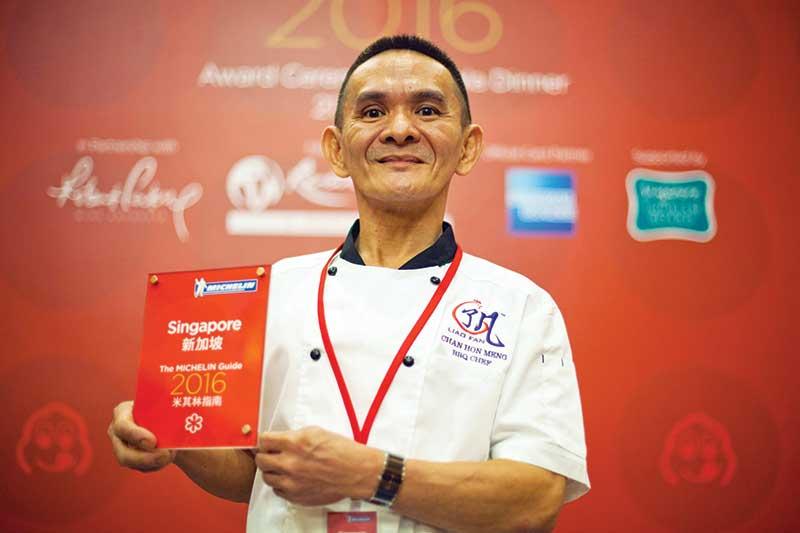 Chan Hong Meng2 - Nhà hàng xếp hạng chuẩn Michelin ngon rẻ nhất thế giới mở cửa tại Melbourne