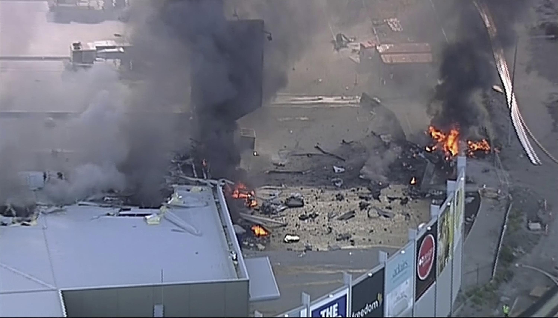 Essendon plane crash - Tổng hợp những tin tức NỔI BẬT nhất năm 2017 tại Úc (phần 1)