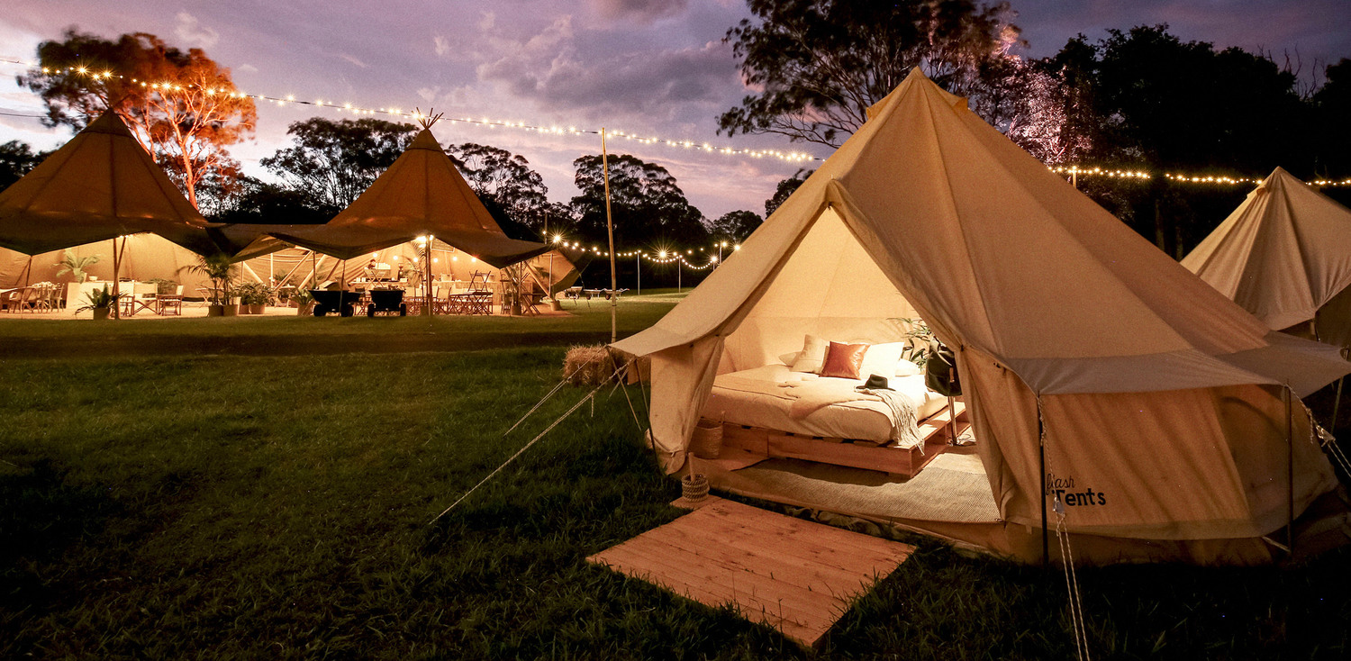 Glamping Flash Camp