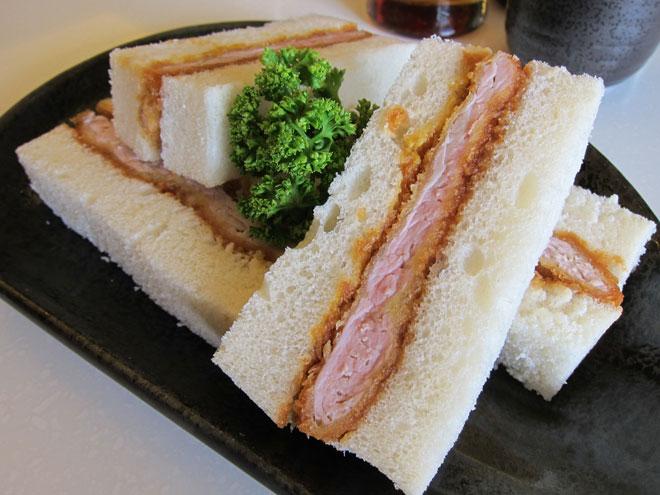 Katsu sando Nhật Bản - Bánh mì Vietnam xếp thứ 2 trong top 10 món sandwich ngon nhất thế giới