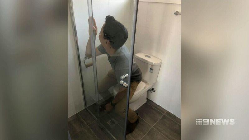 Khách hàng thất vọng khi nhận nhà mới không dùng được...toilet 1 - Khách hàng thất vọng khi nhận nhà mới không dùng được...toilet