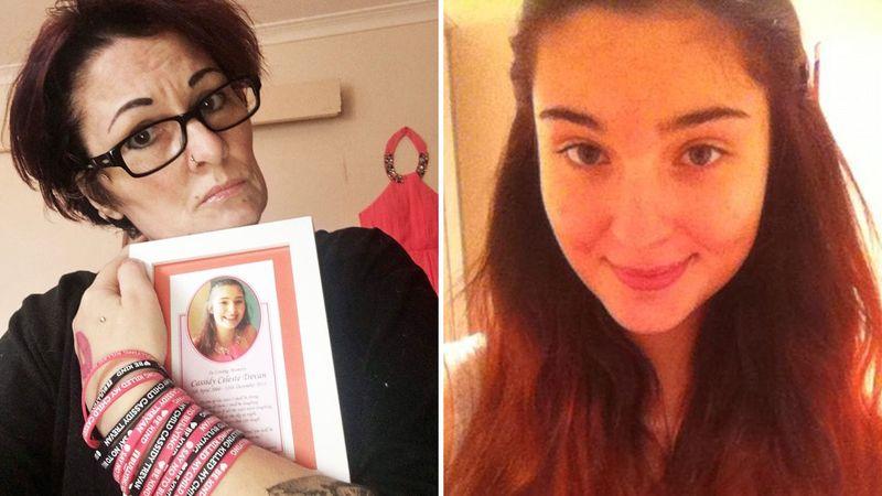 Linda Trevan is campaigning for her daughters gang rape case to be reopened. - Tổng hợp những tin tức NỔI BẬT nhất năm 2017 tại Úc (phần 1)
