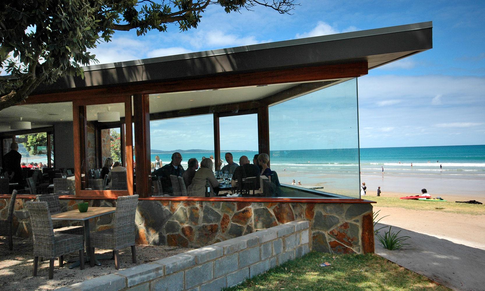Lorne Beach Pavilion - 5 thị trấn bạn nên ghé thăm khi đi Great Ocean Road