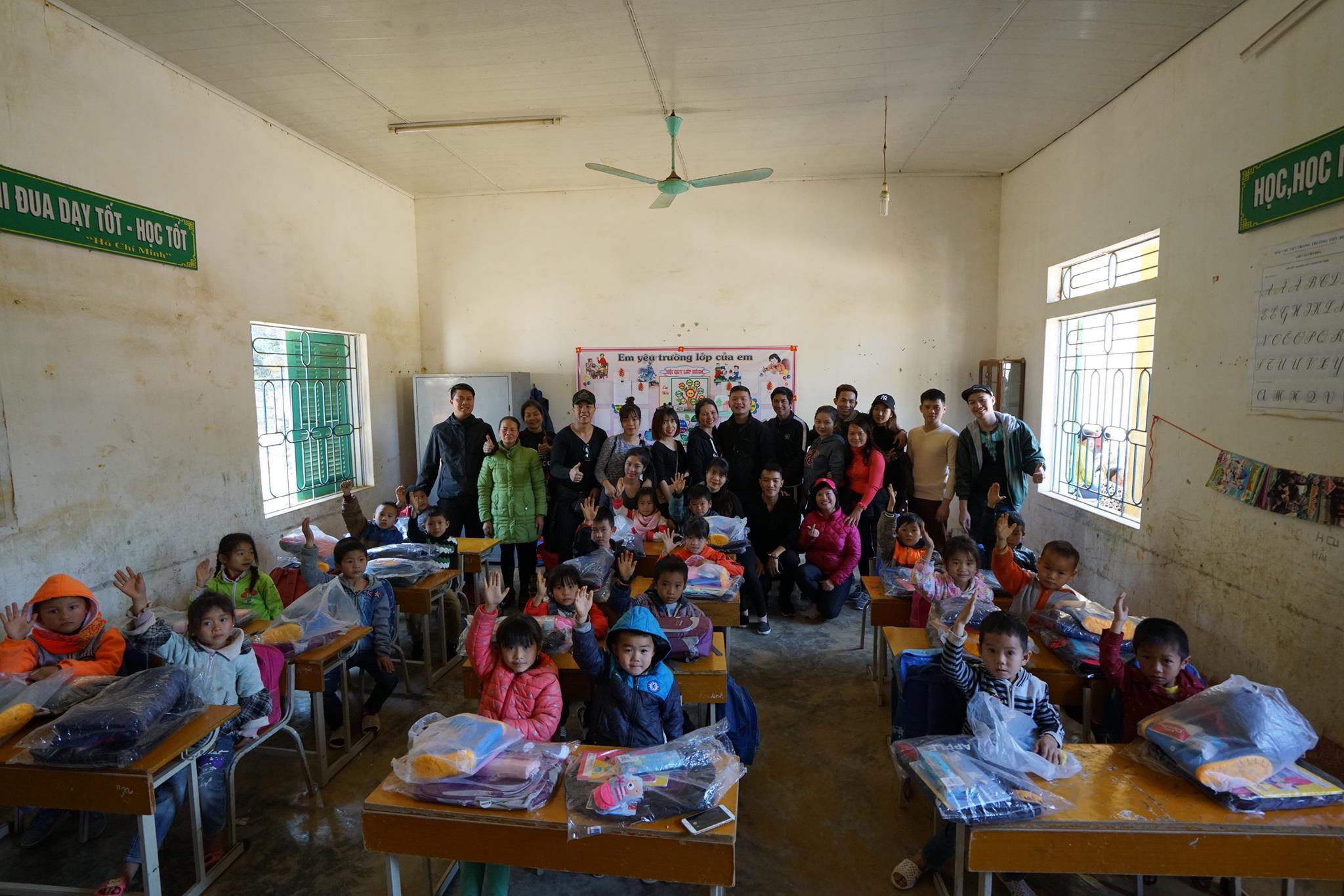 Nghĩa cử cao đẹp của nhóm du học sinh Úc quyên góp từ thiện giúp trẻ em vùng cao Vietnam 4 - Nghĩa cử cao đẹp của nhóm du học sinh Úc quyên góp từ thiện giúp trẻ em vùng cao Vietnam