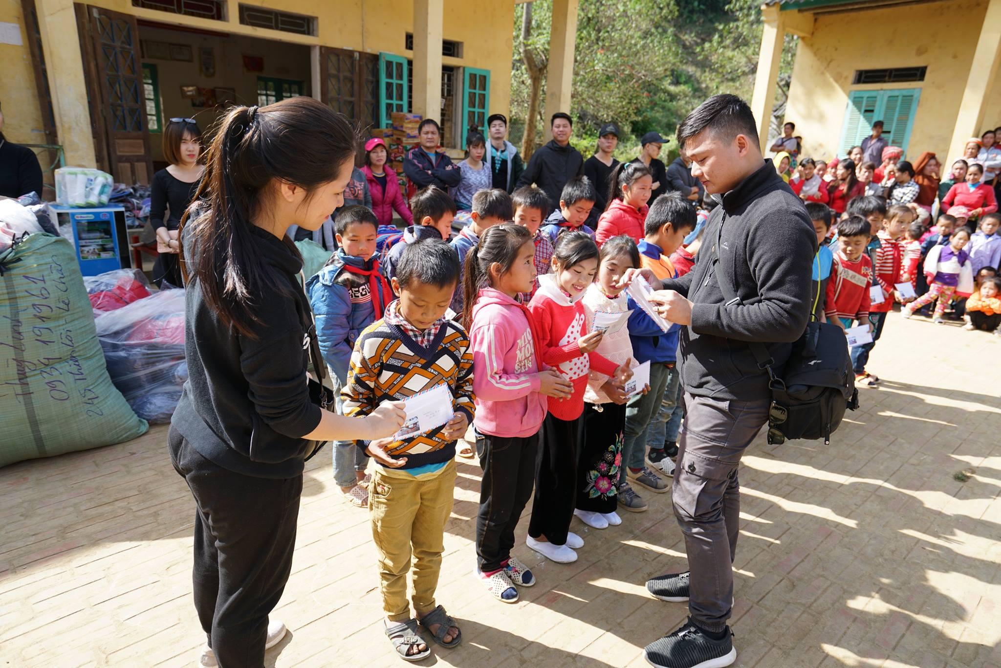 Nghĩa cử cao đẹp của nhóm du học sinh Úc quyên góp từ thiện giúp trẻ em vùng cao Vietnam 7 - Nghĩa cử cao đẹp của nhóm du học sinh Úc quyên góp từ thiện giúp trẻ em vùng cao Vietnam