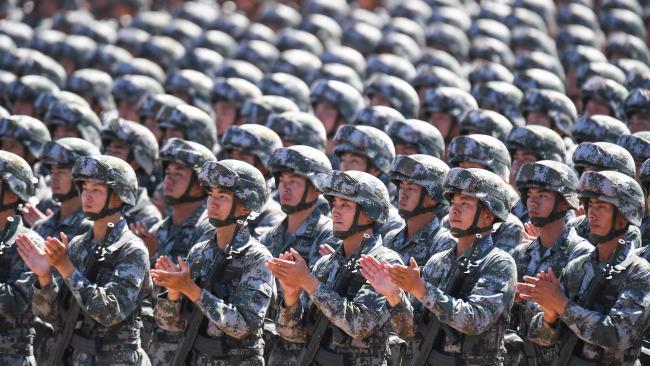 Nhiều trường đại học Úc bị cáo buộc có chia sẻ bí mật quân sự với Trung Quốc2 - Nhiều trường đại học Úc bị cáo buộc chia sẻ bí mật quân sự với Trung Quốc