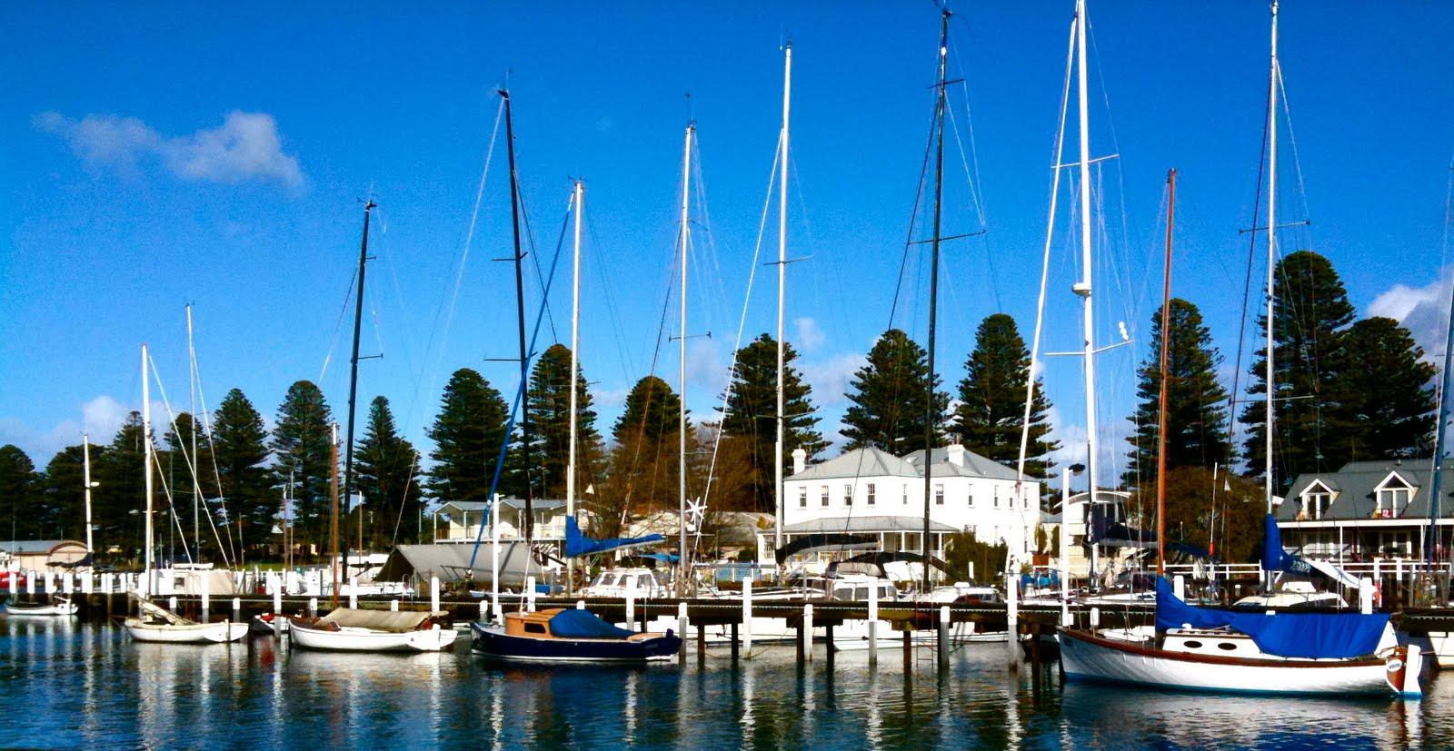 Port Fairy - 5 thị trấn bạn nên ghé thăm khi đi Great Ocean Road