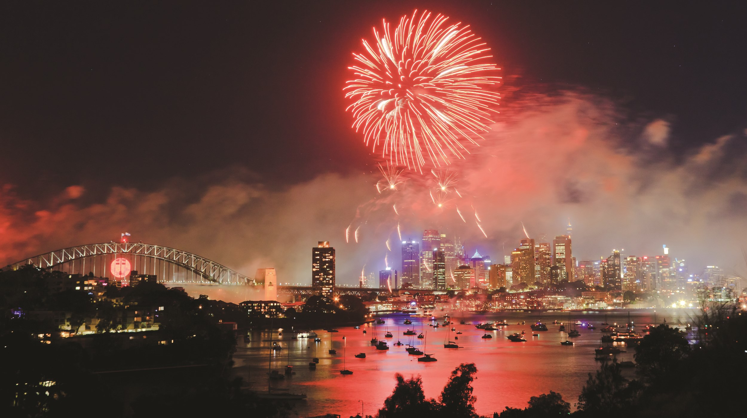 free places to see NYE fireworks in sydney