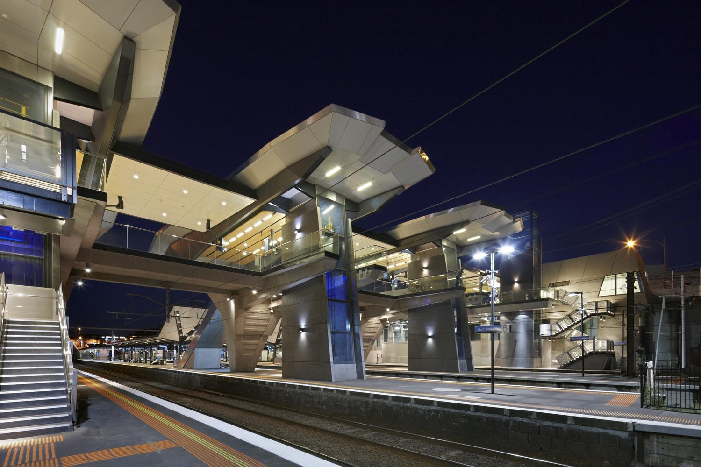 north melbourne station - Tên những ga tàu mới ở Melbourne đã được tiết lộ