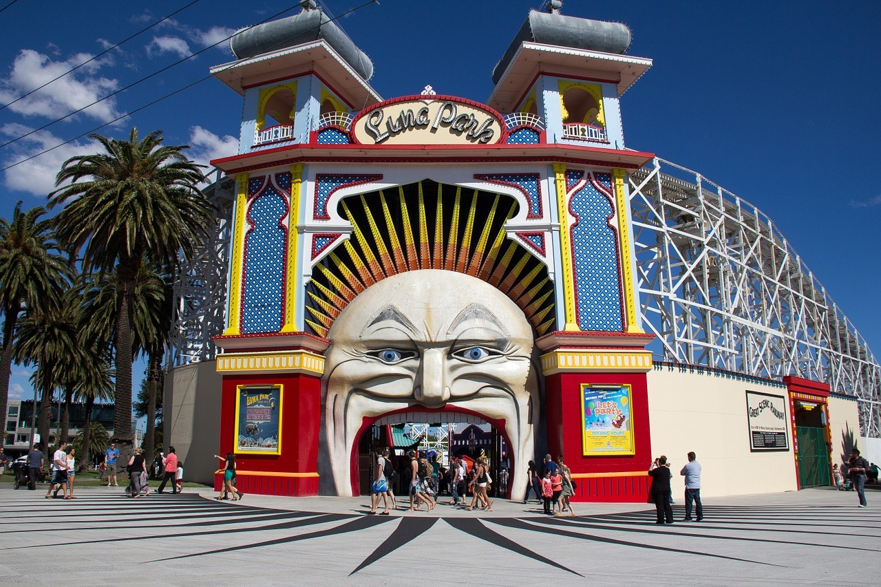 pirates revenge luna park