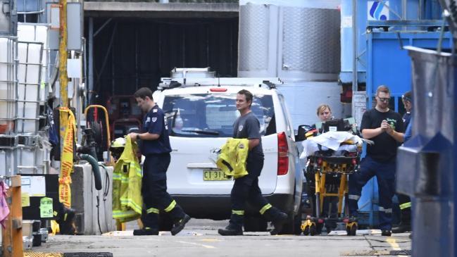 s - Thảm họa kinh hoàng tại nhà máy in phía tây Sydney chưa tìm ra nguyên nhân