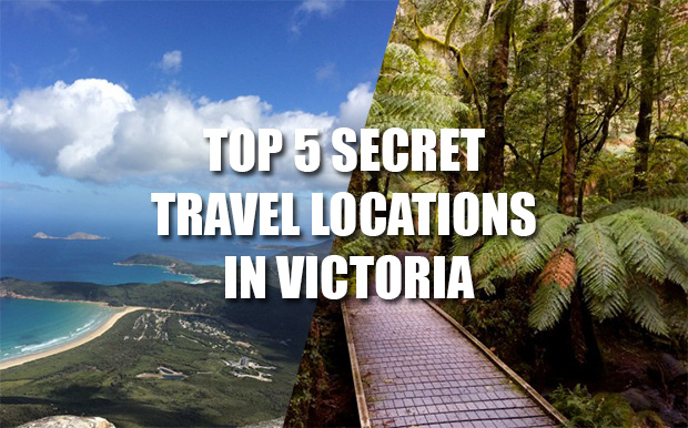 secret travel locations in Victoria