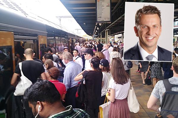 Bộ trưởng giao thông NSW nói hành khách sẽ không được trả lại tiền mặc dù hệ thống tàu tồi tệ