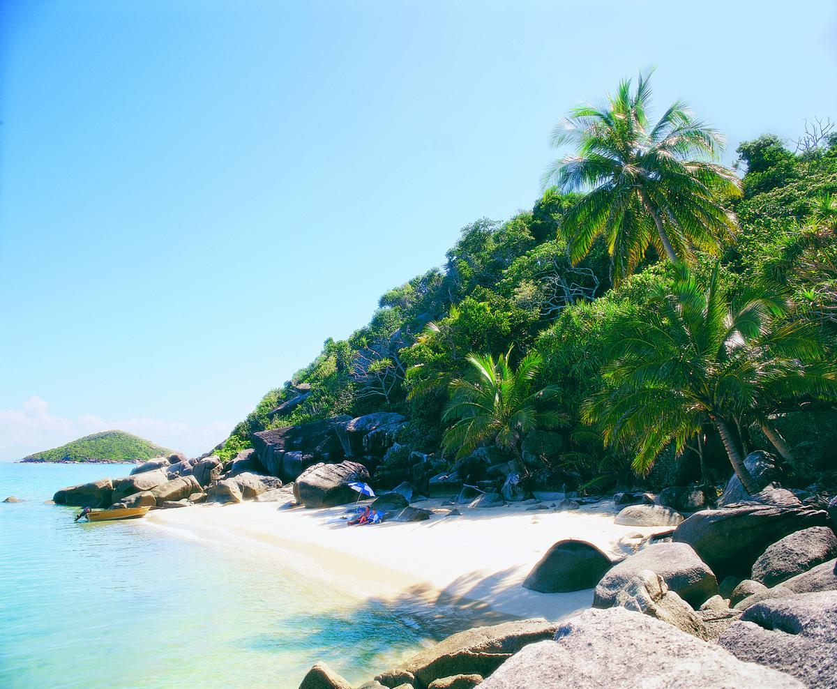 Bedarra Island Queensland1 - 5 địa điểm tuyệt nhất cho một kỳ nghỉ lãng mạn ở Úc