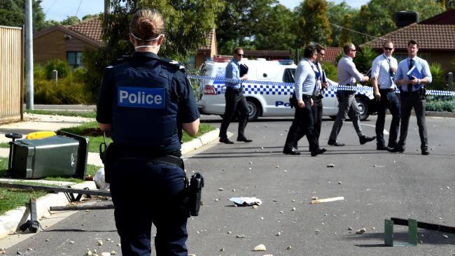 yH5BAEAAAAALAAAAAABAAEAAAIBRAA7 - Cảnh sát Victoria thừa nhận nhóm tội phạm gốc Phi là một vấn nạn ở Melbourne