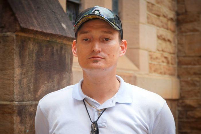 Daniel đã là người vô gia cư trong 2 thập kỷ - Người vô gia cư ở Úc trong mùa hè thì như thế nào?
