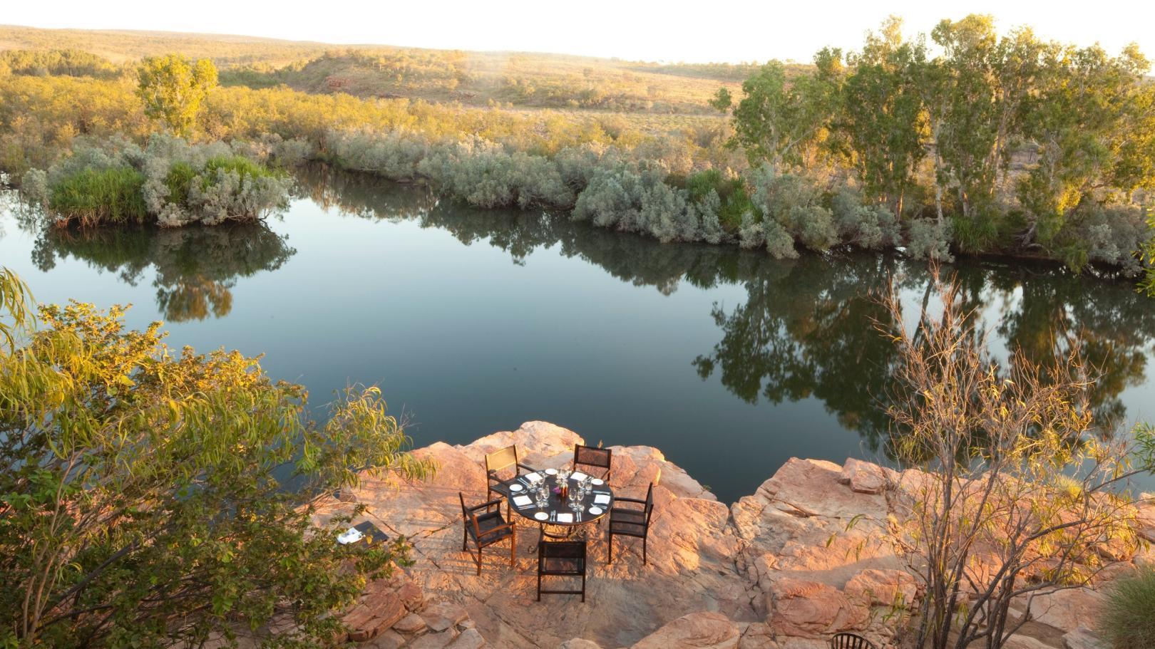 El Questro Homestead Kimberley - 5 địa điểm tuyệt nhất cho một kỳ nghỉ lãng mạn ở Úc