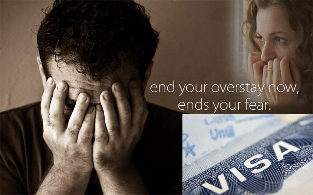 Làm gì khi ở Úc với visa quá hạn
