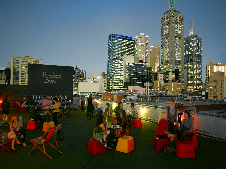 Rooftop Cinema - 9 rạp chiếu phim ngoài trời hot nhất Melbourne