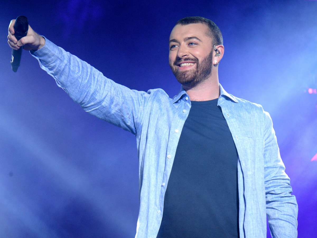 Sam Smith is touring Australia this November