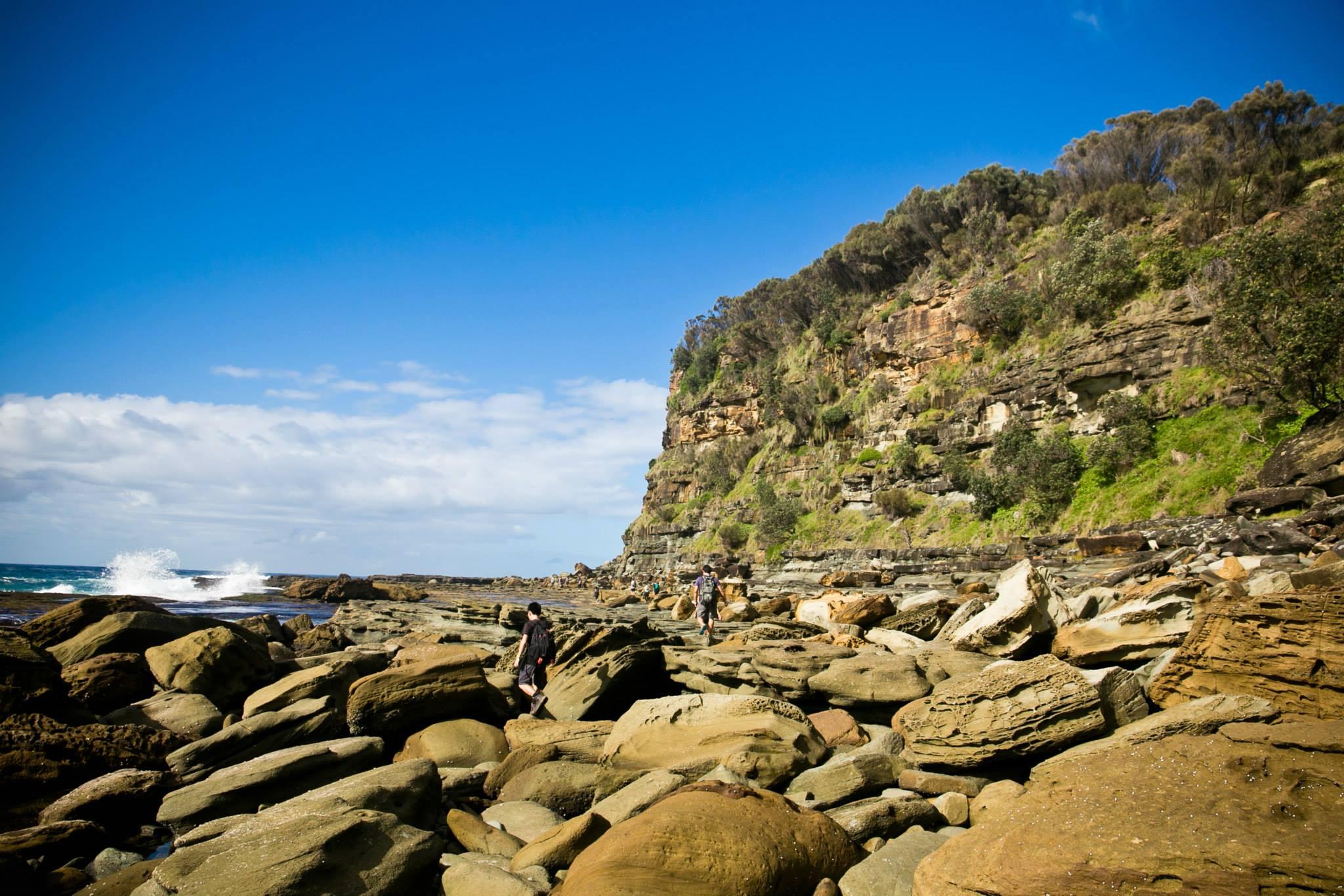 bãi đá - Hướng dẫn chi tiết để đến hồ bơi số 8 ở Sydney