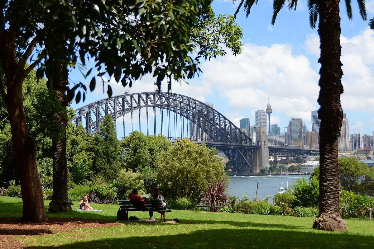 Sydney's Botanic Gardens
