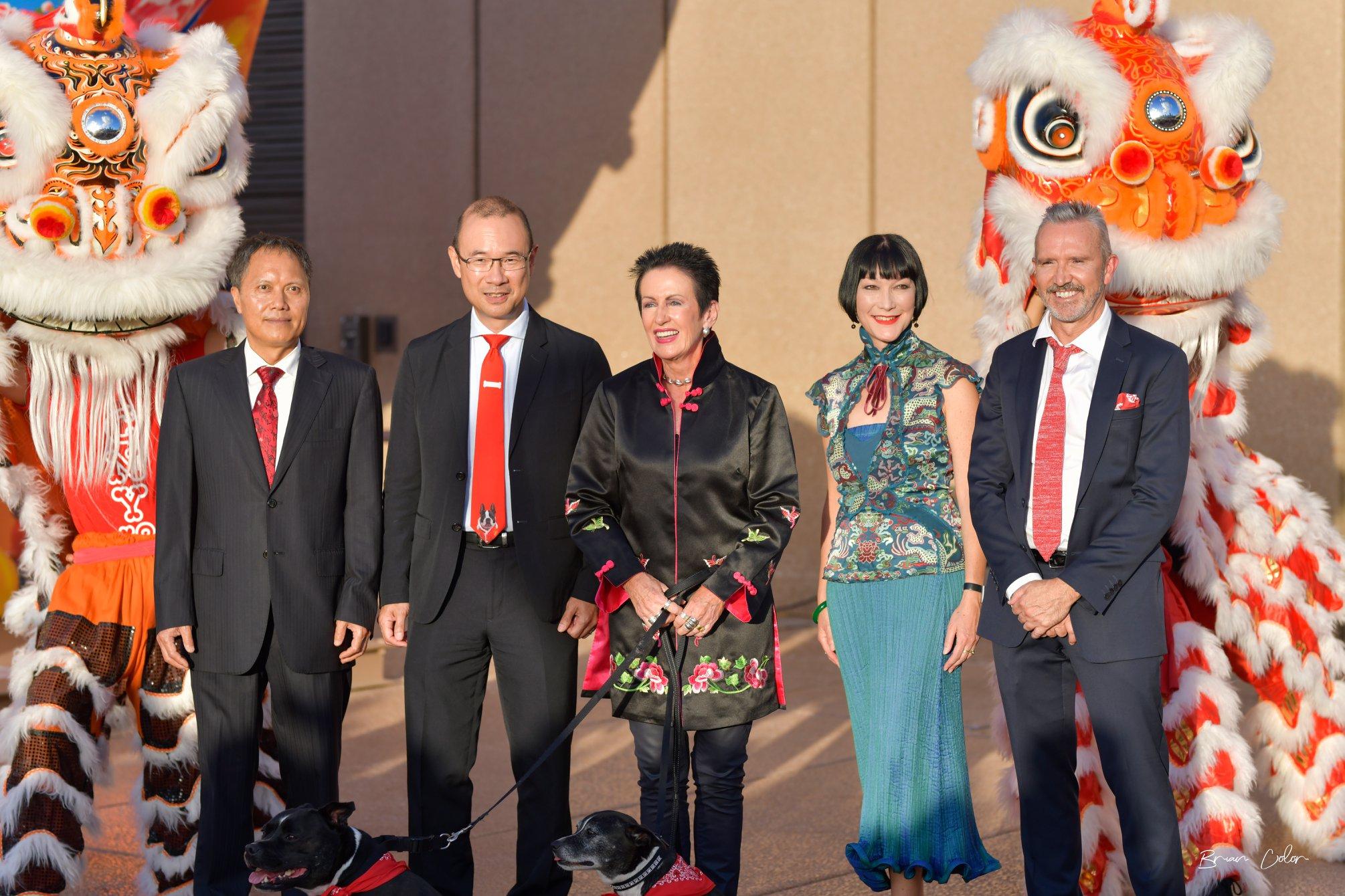 44 - Trải nghiệm lễ hội Tết Âm lịch cho người Việt tại trung tâm Thành phố Sydney