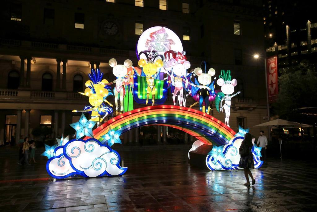 CNY Lantern Tour 1 2 2017 105 Large 1024x683 - Trải nghiệm lễ hội Tết Âm lịch cho người Việt tại trung tâm Thành phố Sydney