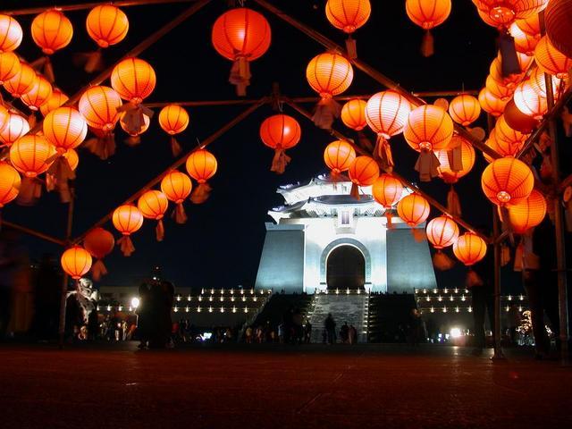 ChiangKaiShek MemorialHall LanternFestival - 7 sự kiện chào mừng Tết Nguyên Đán tại Melbourne không thể bỏ lỡ
